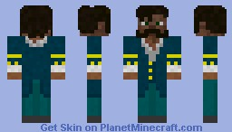 Captain_NA Minecraft Skin