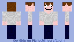 Derp - My FIRST SKIN!!!!! Minecraft Skin