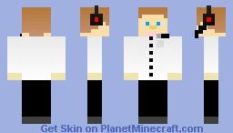 MrMario1701 (2014) Minecraft Skin