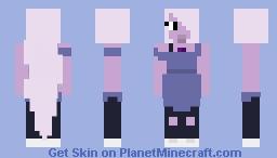 Amethyst Minecraft Skin