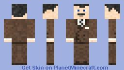 andrew ryan Minecraft Skin