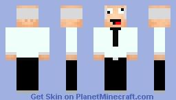 Derpy Old Baws!! Minecraft Skin