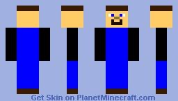 Lego Steve Minecraft Skin