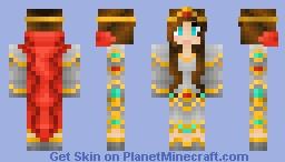 The Queen of War (Re-Made!) Minecraft