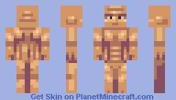 Anatomy Minecraft