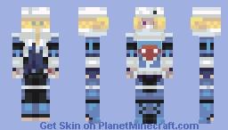 Sheik Minecraft Skin