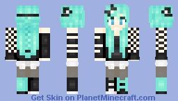 I don't know o-o Minecraft Skin