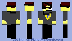 sKUH Dues MienCERFT Minecraft Skin