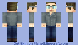 Edward Snowden Minecraft