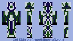 Stargate Trooper Minecraft Skin
