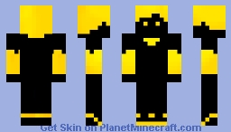 Strikey (Human Verison From Strikey Productions On Colours 3D) Minecraft Skin