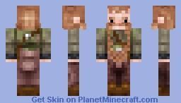 Bombur - The Hobbit Minecraft