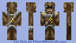 The Killer from Kashyyyk Minecraft Skin