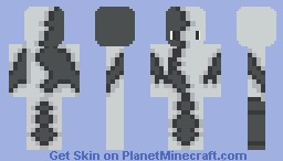 Exit The Light, Enter The Night Minecraft Skin