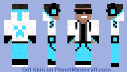 MinecraftMen / The YouTuber Minecraft Skin