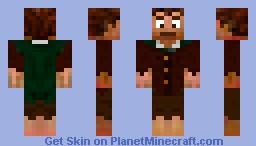 A Hobbit Minecraft Skin