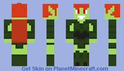 Nylocke! Minecraft Skin