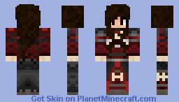 ❝Ayano Fuyuko❞ || «OC» Minecraft Skin