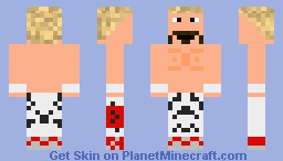 Scotty Too Hotty Minecraft Skin