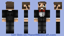 A True Sir Minecraft Skin