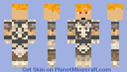 Dragon Armor Minecraft Skin
