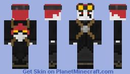 Jack Spicer [Xiaolin Showdown] Minecraft Skin