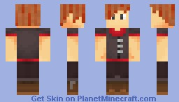 Just another anime character Minecraft Skin