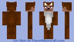 Vegard: The Fox Minecraft