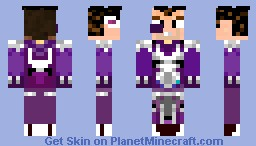 Vegetta Minecraft Skin - Skin para minecraft pe vegetta777