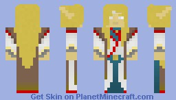 Male Elf Wizard Minecraft Skin