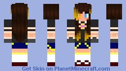 (Girl) SkythekidRS {SkyDoesminecraft} Minecraft Skin