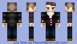 John Watson BBC Minecraft Skin