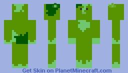 PlantMatter Guinea Pig Minecraft Skin