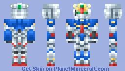 Zeta Gundam Minecraft