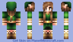 Medieval fantasy roleplay skin set minecraft collection g00 wood elf minecraft skin sciox Images