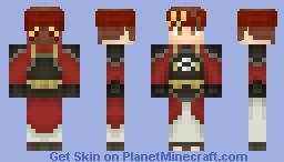 【Sword Art Online】- Klein Minecraft Skin