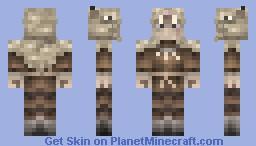 Warrior of the north Minecraft Skin