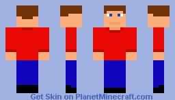 Legitzachman Minecraft Skin