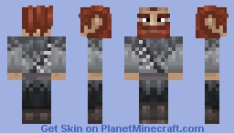 Tormund Giantsbane Minecraft Skin
