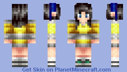 Tiny ~ That one girl who is so much smaller than everyone else Minecraft Skin