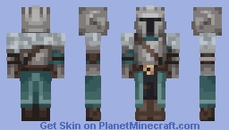 Dark Souls 2 - Faraam Set Minecraft Skin