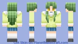 Fuko Ibuki [CLANNAD SERIES] Minecraft Skin