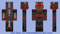 Battlecast Cho'Gath (from League of Legends) Minecraft Skin