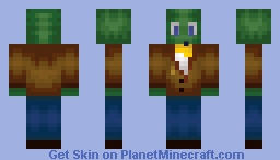 Mandlebow v3 shadding test Minecraft Skin