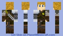 My 1.8 Skin Minecraft Skin
