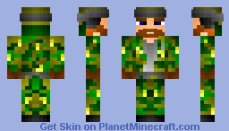 Rebel Commando (Forest Moon Of Endor) Minecraft