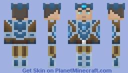 The Rune King Minecraft Skin