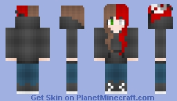 toxic sugar's request Minecraft Skin