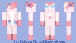 Sylveon- MineLP Misuse Minecraft Skin