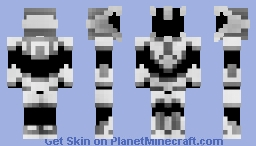 Total Recall Police (1.8 Format) Minecraft Skin